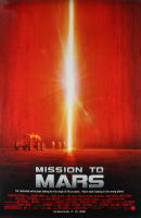 """""""Mission to Mars"""" 27x40 Original Movie Poster at PristineAuction.com"""