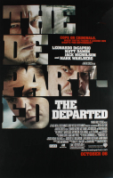 """""""The Departed"""" 27x40 Original Movie Poster at PristineAuction.com"""