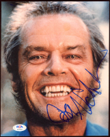Jack Nicholson Signed 8x10 Photo (PSA COA) at PristineAuction.com