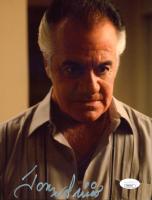 """Tony Sirico Signed """"The Sopranos"""" 8x10 Photo (JSA COA) at PristineAuction.com"""