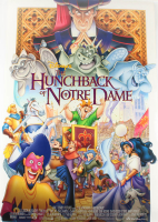 """""""The Hunchback of Notre Dame"""" 27x40 Original Movie Poster at PristineAuction.com"""