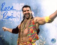 Razor Ramon Signed WWE 8x10 Photo (Pro Player Hologram) at PristineAuction.com