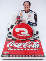 Dale Earnhardt Coca Cola Cardboard Cutout Standup at PristineAuction.com