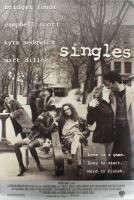 """Singles"" 27x40 Original Movie Poster at PristineAuction.com"