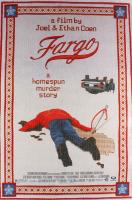 """""""Fargo"""" 27x40 Original Movie Poster at PristineAuction.com"""