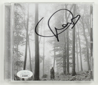"Taylor Swift Signed ""Folklore"" CD Album Cover (JSA COA) at PristineAuction.com"
