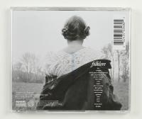 "Taylor Swift Signed ""Folklore"" CD Album Cover (JSA COA) at PristineAuction.com"