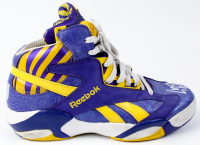 Shaquille O'Neal Signed Reebok Basketball Shoe (Schwartz Sports COA) at PristineAuction.com