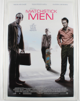 """Matchstick Men"" 27x40 Original Movie Poster at PristineAuction.com"