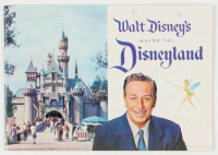 Vintage 1959 Disneyland Pictorial Souvenir & Guide Book including the Original Packaging Envelope at PristineAuction.com