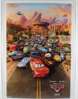 """Cars"" 27x40 Original Movie Poster at PristineAuction.com"