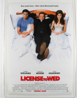 """License to Wed"" 27x40 Original Movie Poster at PristineAuction.com"