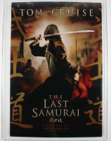"""The Last Samurai"" 27x40 Original Movie Poster at PristineAuction.com"