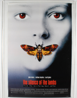 """""""The Silence of the Lambs"""" 27x40 Original Movie Poster at PristineAuction.com"""