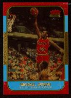 Michael Jordan 1996-97 Fleer 23kt Gold Card at PristineAuction.com