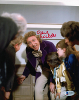 "Gene Wilder Signed ""Willy Wonka & the Chocolate Factory"" 8x10 Photo (Beckett COA) at PristineAuction.com"