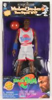 "1996 Michael Jordan ""Space Jam"" Tune Squad MVP Action Figure at PristineAuction.com"