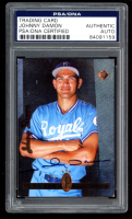 Johnny Damon Signed 1994 SP #3 FOIL (PSA Encapsulated) at PristineAuction.com