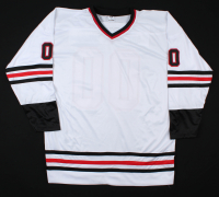 Chevy Chase Signed Jersey (Beckett COA) at PristineAuction.com