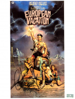 "Chevy Chase Signed ""National Lampoon's European Vacation"" 8x10 Photo (Palm Beach COA) at PristineAuction.com"