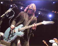 Dave Grohl Signed 8x10 Photo (JSA COA) at PristineAuction.com