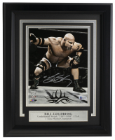 Bill Goldberg Signed WWE 11x14 Custom Framed Photo Display (Beckett COA) at PristineAuction.com