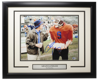 "Adam Sandler Signed ""The Waterboy"" 16x20 Custom Framed Photo Display (Beckett COA) at PristineAuction.com"