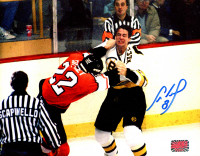 Cam Neely Signed Bruins 8x10 Photo (YSMS COA) at PristineAuction.com