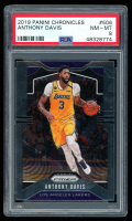 Anthony Davis 2019-20 Panini Prizm Chronicles #506 (PSA 8) at PristineAuction.com