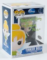 """Margaret Kerry Signed Disney #10 Tinker Bell Funko Pop! Vinyl Figure Inscribed """"Tinker Bell"""" (PSA Hologram) at PristineAuction.com"""
