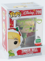 "Margaret Kerry Signed Disney #719 Tinker Bell Funko Pop! Vinyl Figure Inscribed ""Tinker Bell"" (PSA Hologram) at PristineAuction.com"