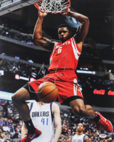 Terrence Jones Signed Rockets 16x20 Photo (PSA COA) at PristineAuction.com