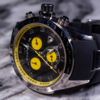 AQUASWISS TRAX 6 Hand Men's Watch (New) at PristineAuction.com