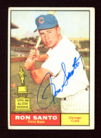 Ron Santo Signed 1961 Topps #35 RC (JSA COA) at PristineAuction.com