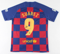 Luis Suarez Signed Jersey (Beckett COA) at PristineAuction.com