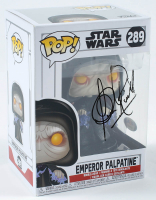 "Clive Revill Signed ""Star Wars"" #289 Emperor Palpatine Funko Pop! Vinyl Figure (PSA Hologram) at PristineAuction.com"