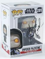 "Clive Revill Signed ""Star Wars"" #289 Emperor Palpatine Funko Pop! Vinyl Figure (PSA Hologram) at PristineAuction.com"