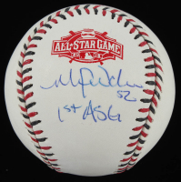 """Shelby Miller Signed 2015 All-Star Game Baseball Inscribed """"1st ASG"""" (Beckett COA) at PristineAuction.com"""