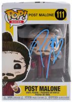 Post Malone Signed #111 Funko Pop! Vinyl Figure (Beckett COA) at PristineAuction.com
