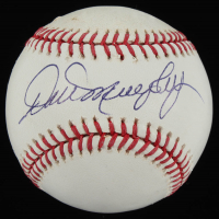 Dale Murphy Signed OML Baseball (Beckett COA) at PristineAuction.com