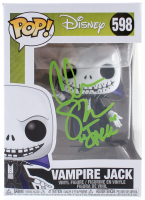Chris Sarandon Signed Disney #598 Vampire Jack Funko Pop! Vinyl Figure (Beckett COA) at PristineAuction.com