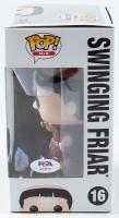 Jack McKeon Signed Padres #09 Swinging Friar Funko Pop! Vinyl Figure (PSA Hologram) at PristineAuction.com