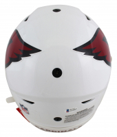 """Larry Fitzgerald & Kyler Murray Signed Cardinals Full-Size Authentic On-Field SpeedFlex Helmet Inscribed """"19 ROY"""" (Beckett COA) at PristineAuction.com"""