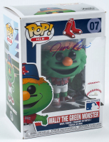 Jim Rice Signed Red Sox #07 Wally the Green Monster Funko Pop! Vinyl Figure (PSA Hologram) at PristineAuction.com