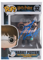 "Daniel Radcliffe Signed ""Harry Potter"" #32 Funko Pop! Vinyl Figure (Beckett COA) at PristineAuction.com"