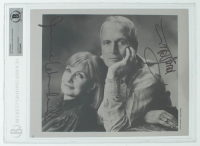 Paul Newman & Joanne Woodward Signed 8x10 Photo (BGS Encapsulated) at PristineAuction.com