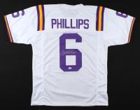 Jacob Phillips Signed Jersey (JSA COA) at PristineAuction.com