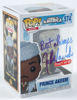 "John Landis Signed ""Coming to America"" #574 Prince Akeem Funko Pop! Vinyl Figure Inscribed ""Best Always"" (PSA Hologram) at PristineAuction.com"