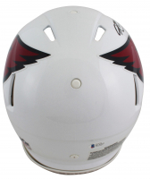 """Larry Fitzgerald & Kyler Murray Signed Cardinals Full-Size Authentic On-Field Speed Helmet Inscribed """"2019 ROY"""" (Beckett COA) at PristineAuction.com"""