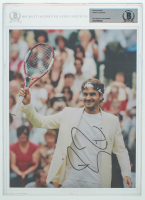 Roger Federer Signed 8x10 Photo (BGS Encapsulated) at PristineAuction.com